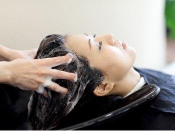 ヘアークリエイション クラニ(hair creation Qulani)の写真/頭皮ストレスの原因「毛穴のつまり・頭皮のこり」☆4種類のスパメニューから悩みや気分に合わせ徹底ケア!