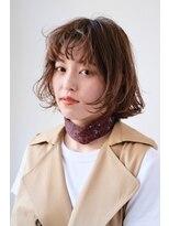 シアン ヘア デザイン(cyan hair design)【cyan】抜け感ニュアンスボブ