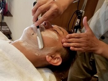 ヘアーグロースフォーメン(HAIR GROWTH for men)の写真/【玉造駅徒歩3分】《オススメ☆育毛促進メニューも◎》印象を左右する眉毛。自然でかっこよく、好印象に◇