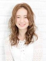 アース 常盤平店(HAIR & MAKE EARTH)清楚×色っぽ美女ロング