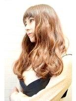 アトリエ ドングリ(Atelier Donguri)『髪質改善』shine pink beige
