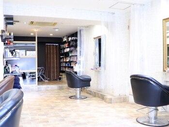 美容室 モンクール 亀戸店(Mon Coeur)の写真/《髪質改善・個室サロン》初めての方もくつろげる◇ゆったりと時間が流れるプライベートサロンMon Coeur