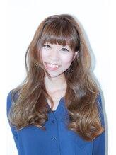 ヘアサロン ドンナ 香芝下田(DONNA)【DONNA】長さは変えたくないけどイメージは変えたい!