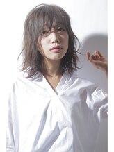 ディフィー 梅田(Defi)【Defi梅田】大人カジュアル女子必見☆ラフグレージュボブ