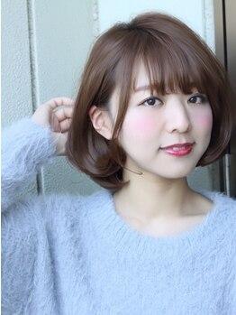 """ミックス ヘアーデザイン(Mics hair design)の写真/【NEW OPEN!!】豊富なバリエーションから、あなたに合ったカラーをご提案◎""""なりたい""""をダメージレスで◎"""