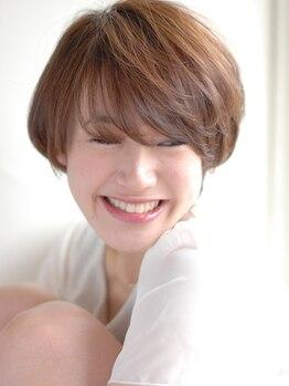 ラポール ヘア柳生店の写真/大人女性から圧倒的人気☆白髪染めでもオシャレにヘアスタイルを楽しみたいならラポールヘアへ♪