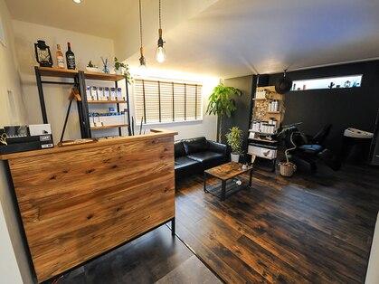 ランプ ヘアスタジオ(LAMP Hair Studio)の写真