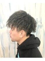 ツイストパーマツイスパツイストスパイラルパーママッシュヘア