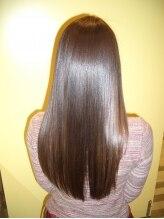 シエルヘアデザイン(CiEL Hair Design)ノンシリコンストレート