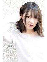 ヘアーサロン エール 原宿(hair salon ailes)(ailes原宿)style214 タンバルモリ☆ミルキースモーク