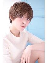 アンヘアー(UNHAIR by shiomiH)【UNHAIR】 エアリースポンテニアスショートマッシュボブ