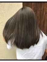 ヘア イズム 南青山(HAIR ISM)サマーグレー