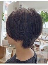 リラックスヘアーサロン ワッカ(Relax Hair Salon WAKKA)ショート
