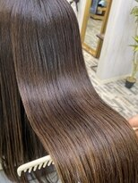 【CHESIL】ナチュラル3Dカラーx髪質改善トリートメント5