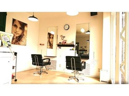 ヘアーメイクフォルム(hair make forum)の写真