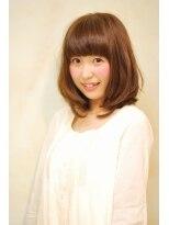 ヘアメイク スコア(Hair Make S CORE)ミディアムボブ 【Hair Make S-CORE】 053-445-2100
