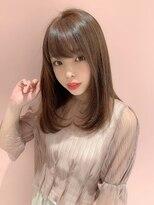 ビューティーコネクション ギンザ ヘアーサロン(Beauty Connection Ginza Hair salon)大人可愛いナチュラルワンカール