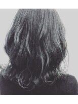 マド ヘア(mado hair)シルバーアッシュ グレー