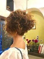 キュー ヘアー(Queue hair)外国人風ウェーブ