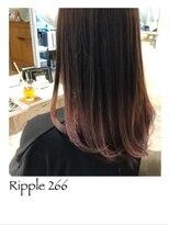 リプル(Ripple)大人ピンクグラデーションカラー