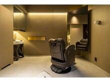 クオン(qon)の雰囲気(全2室完全個室の上質な空間で、全ての施術を移動せずに行います)