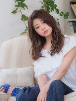 オーブ ヘアー アオヤマ 青山店(AUBE HAIR AOYAMA)夏のウェットウェーブスタイル☆