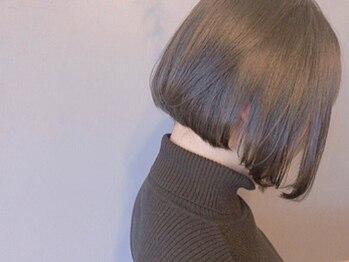 エクラロル(hair&make e'clat Lol)の写真/最旬のモテ髪を♪イメージしたスタイルがずっと続くのが嬉しい☆貴方に似合わせた可愛いヘアスタイルを…*