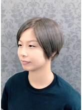 ヘアーメイク オズ(HAIR MAKE Oz)カンナボブ