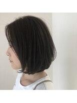 テラスヘア(TERRACE hair)大人ボブスタイル