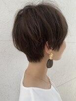ブームワサダ(BOOM WASADA)【大分】似合わせショートヘア 丸みショート 小顔ショート