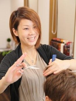 リンクス ヘアーアンドリラックス(Link's Hair&Relax)の写真/今まで以上に似合うあなたらしいヘアスタイルを…☆