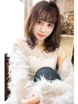7F Wyrm店 えりな 春髪 ふわほわレイヤースタイル*