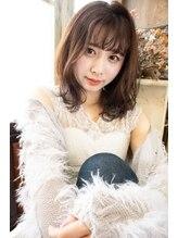 ヴァンプディーバ(Vamp Diva)7F Wyrm店 えりな 春髪 ふわほわレイヤースタイル*
