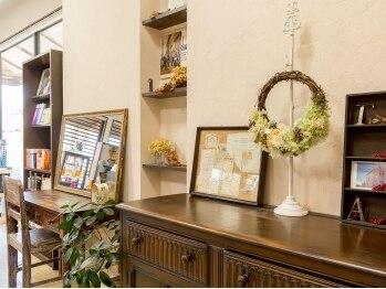 ウィッチ クラフト(Witch craft)の写真/海外のオーダー家具やイギリスのプロカント家具など、オーナーこだわりのぬくもりと落ち着きのある店内♪
