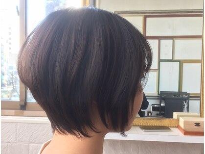 アモヘアー(Amo hair)の写真