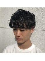 ヘアーアイストゥーレ(HAIR ICI TRE)マッシュパーマ