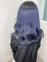 スティル(STILL un label)navy blue