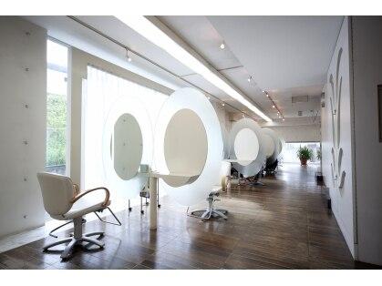 ヘアースタジオ ザ エッジ 芦屋店(Hair Studio The edge)の写真