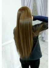 ヘアーズクール(Hair's Cool)外国人風グロスグレージュ
