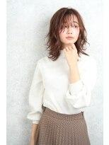 リビングユー(Livingu you)トレンドバングが可愛い♪おしゃれレイヤースタイル★表参道青山