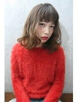 フェス カットアンドカラーズ(FESS cut&colors)ルーズカール【福岡美容室FESS】