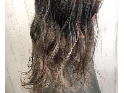 リルークヘアー(Riruuku.hair)の写真