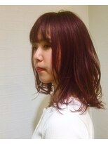 アプリ バイ リアン 浦和(appri by Rien)韓国風チェリーカラー