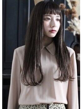 ラリカ(La Rica)の写真/TOKIOの5stepトリートメント取り扱い◇表面的な手触りケアではなく、ダメージを根本的に解決する髪質ケア◎