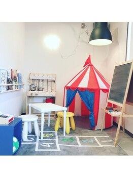 クール(coeur)の写真/子供たちが、わくわくするような空間づくりを心がけています♪キッズスペースあり!
