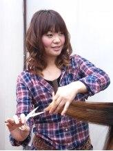 ヘアー アロアロ(hair aloalo)吉間 奈津子