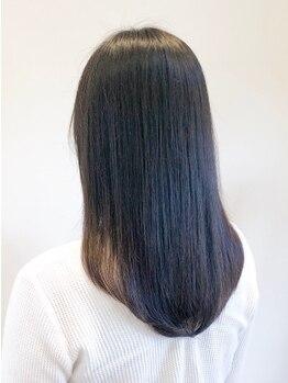 マインズシルフェ(MINDS SYLPHE)の写真/【お悩み髪の救世主♪】クセ&うねりを改善する魔法のようなケアルーガ縮毛!今までと違う手触りを体感して☆