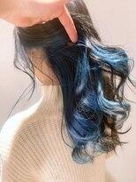 ネオヘアー 曳舟店(NEO Hair)インナーブルーcolor