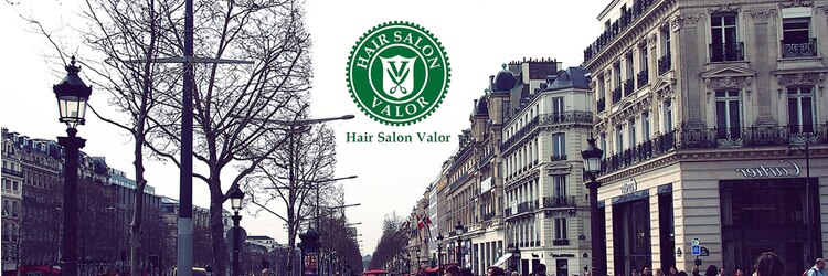 ヘアー サロン バロール 立川店(Hair Salon Valor)のサロンヘッダー