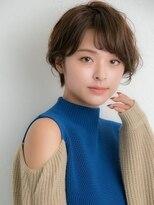 リトル クルク 銀座2号店(little×kuruku)ゆるふわショートヘア